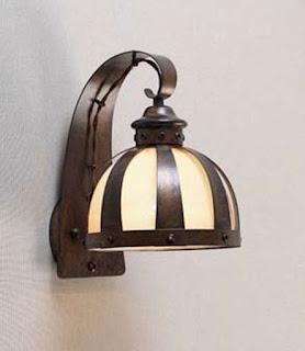 aplique iluminacion colonial