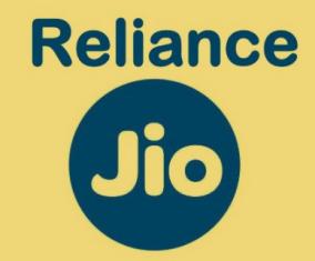 Reliance Jio Recruitment 2019 - B.E/ B.Tech Freshers can Apply Now