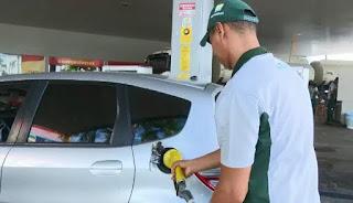Preço da gasolina nas bombas sobe pela 14ª semana seguida, segundo ANP