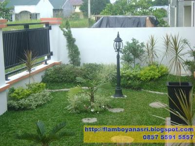 Tukang Taman Surabaya Taman Minimalis Asri