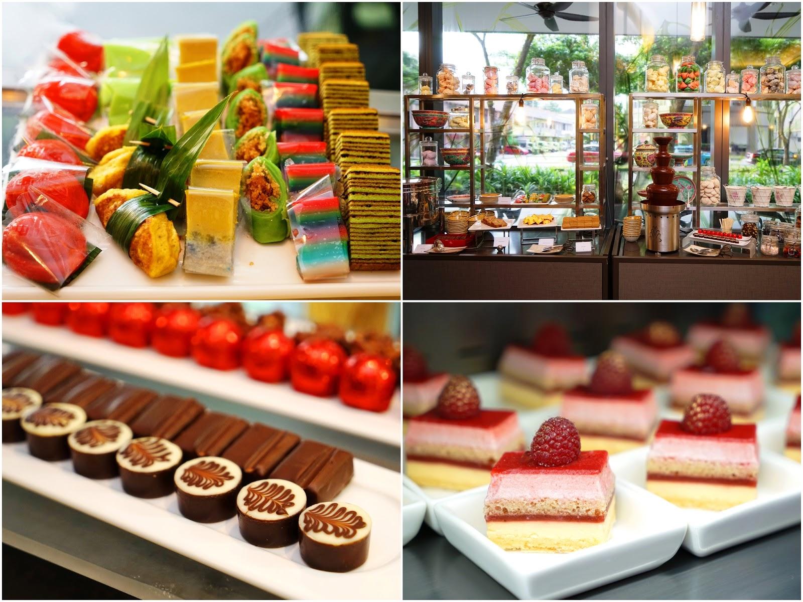 PinkyPiggu: Escape Restaurant & Lounge @ One Farrer Hotel & Spa ...