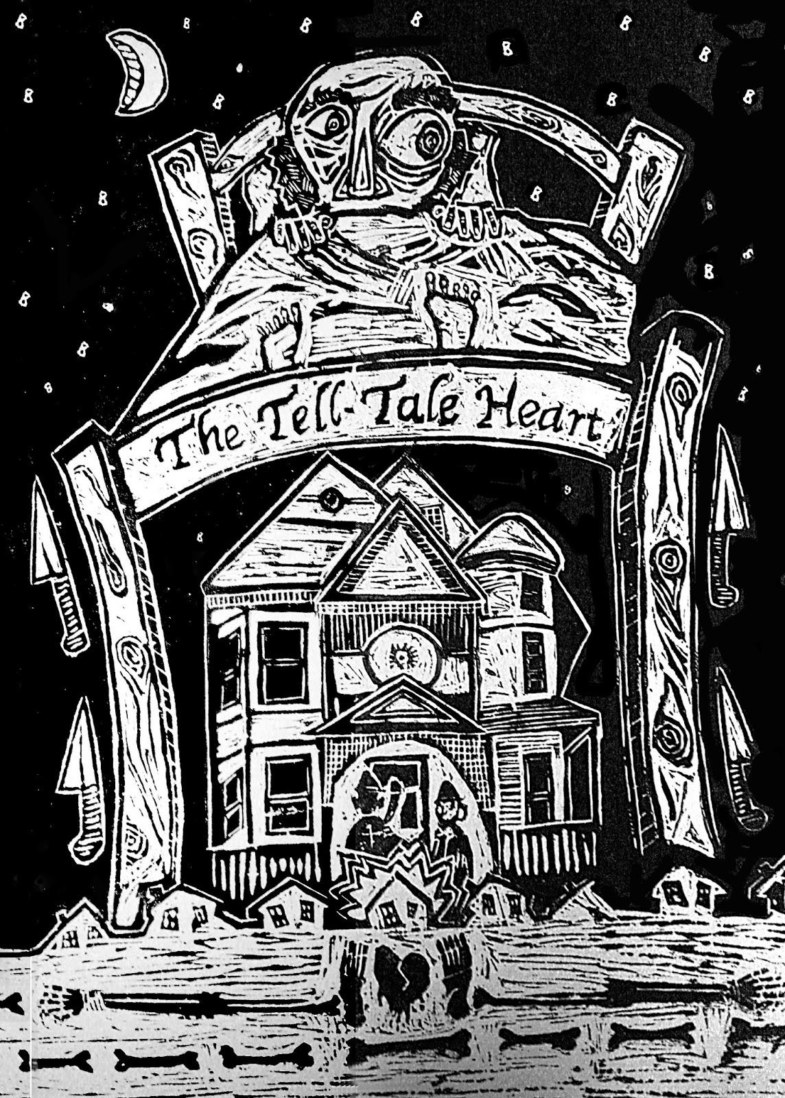 English Stylistics The Tell Tale Heart