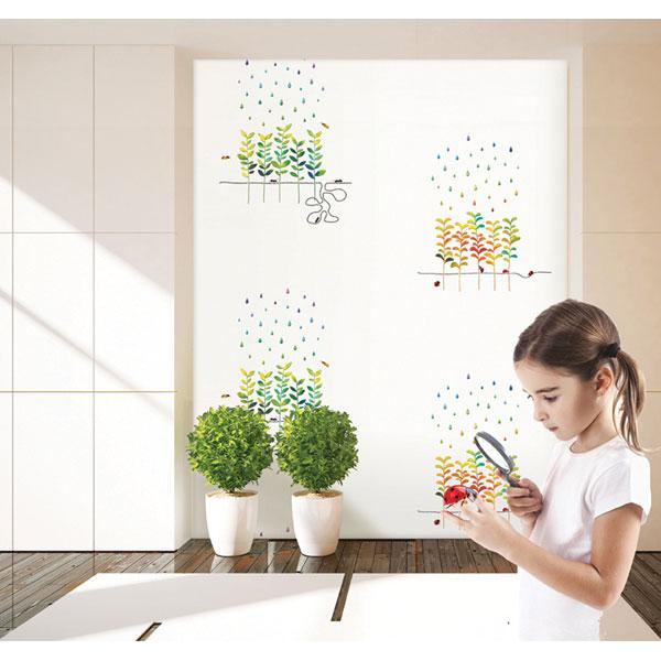 Các mẫu giấy dán tường trẻ em đẹp năm 2015
