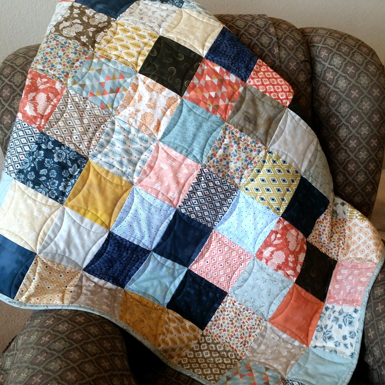 Mountain Quiltworks Prairie Quilt Complete