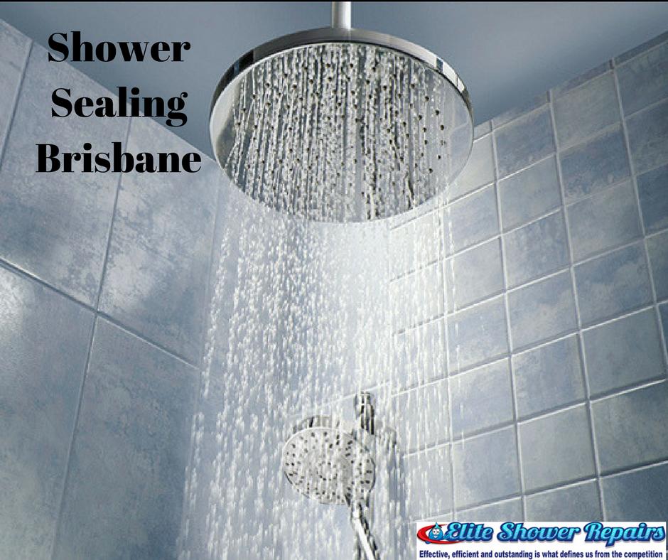 Shower Sealing Brisbane