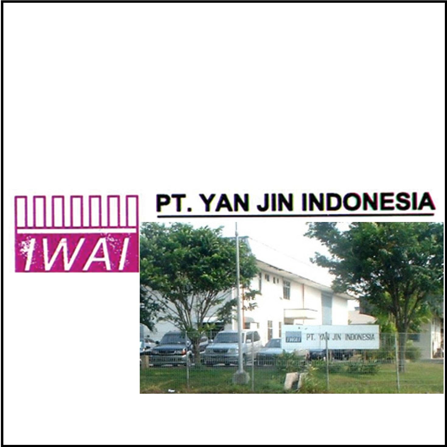 Loker di Cikarang Terbaru untuk PT YAN JIN Indonesia 2017