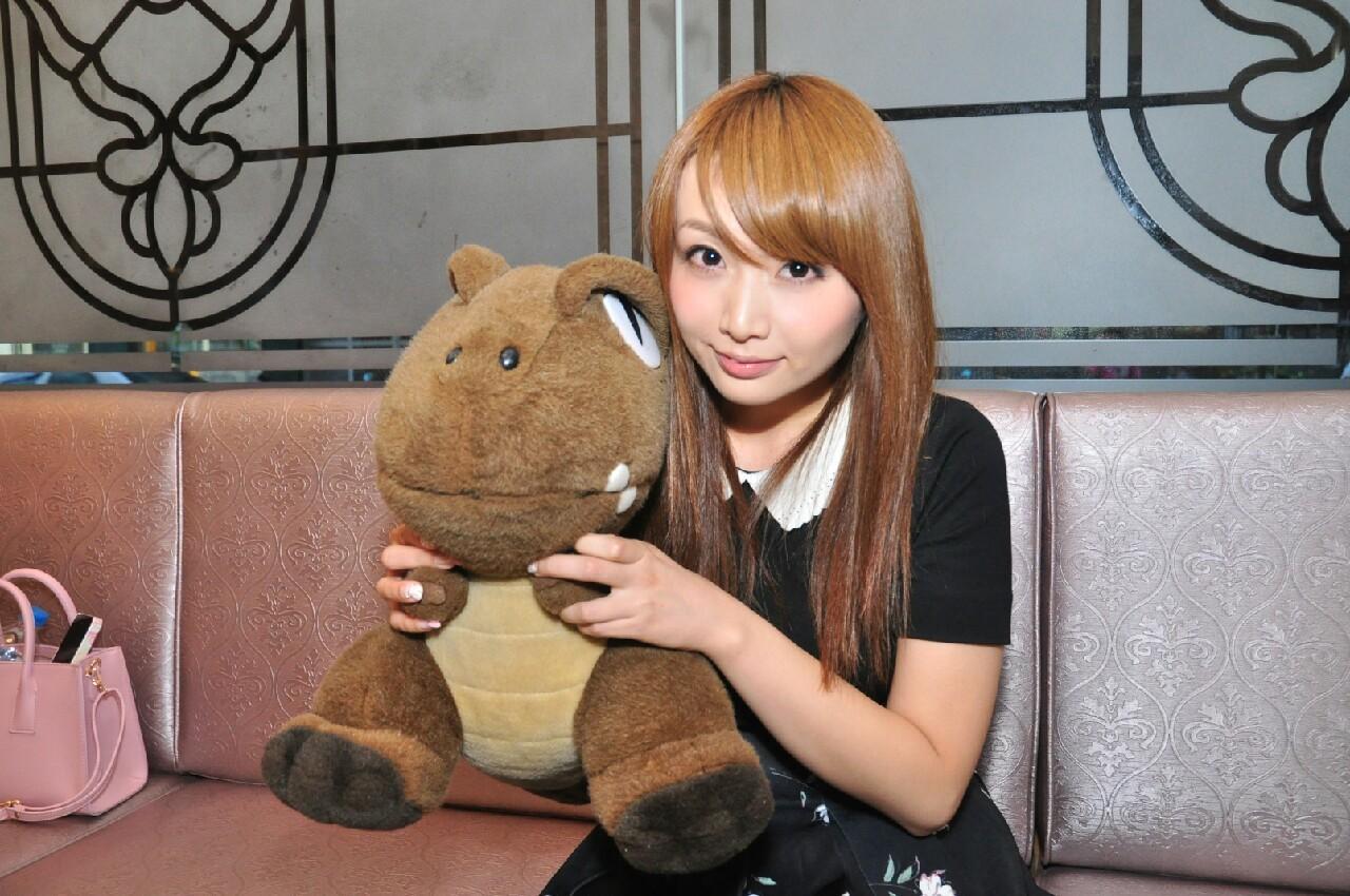 乃々果花:我絕對是最愛台灣的女優