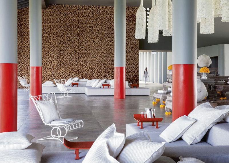 Il resort tailandese progettato d Paola Navone