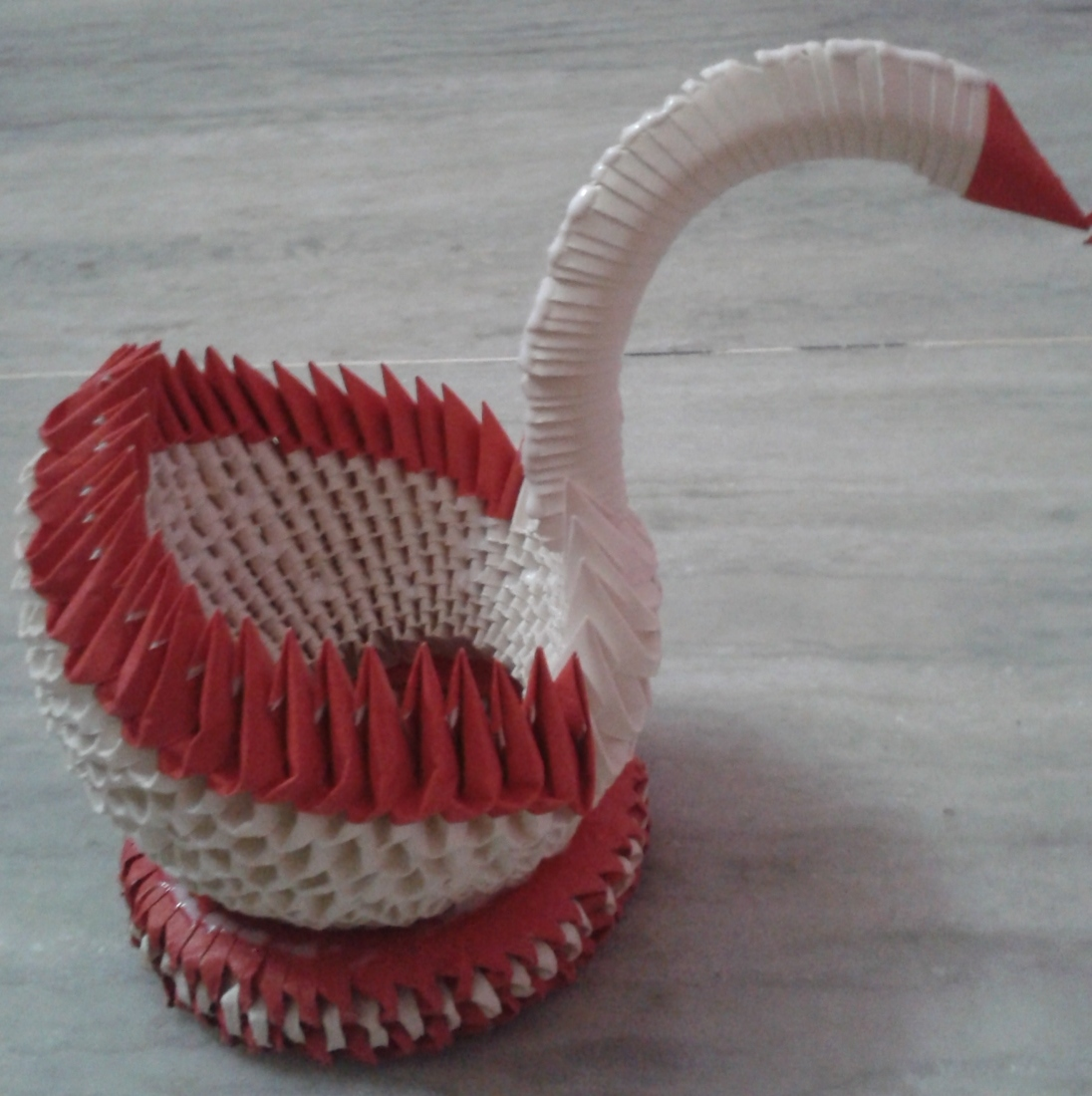 The beauty of paper art — 3D Origami - Sivabalan T - Medium | 1100x1096