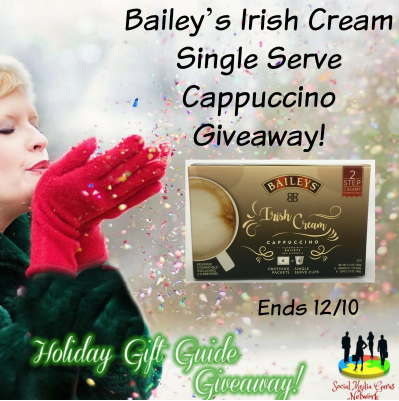 Bailey's Irish Cream Single Serve Cappuccino