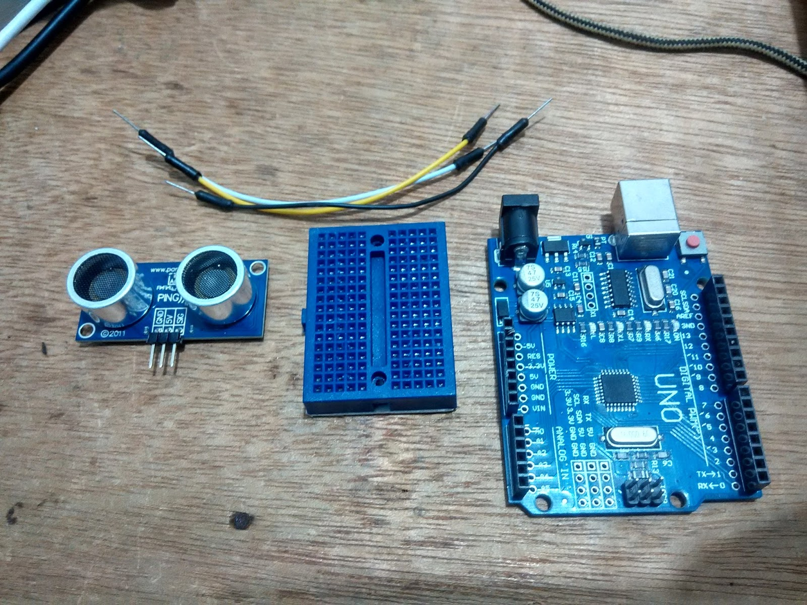 Belajar arduino dan tutorial program sensor