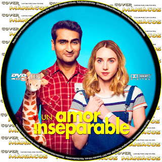 GALLETA UN AMOR INSEPARABLE - THE BIG SICK - 2017