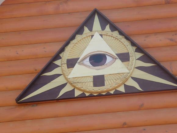 Задеревач, Украина. Церковь Иоанна Крестителя