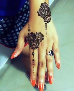 Simple Henna Designs New Eid Special 2019 Henna Ideas