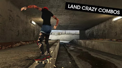 Skateboard Party 3 MOD Greg Lutzka Unlimited Money v1.0.5 Apk Terbaru