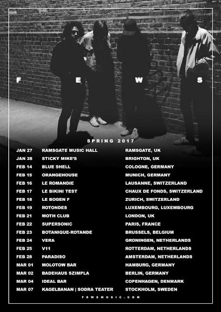 FEWS TOUR