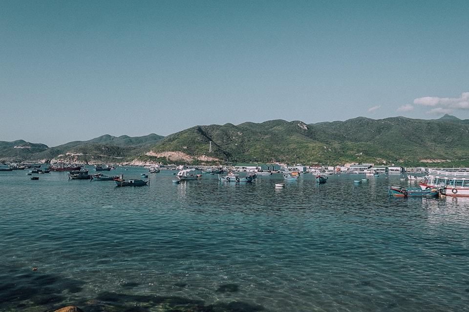 Trải nghiệm vẻ đẹp thanh bình trên đảo Bình Hưng tỉnh Khánh Hòa - Ảnh 4