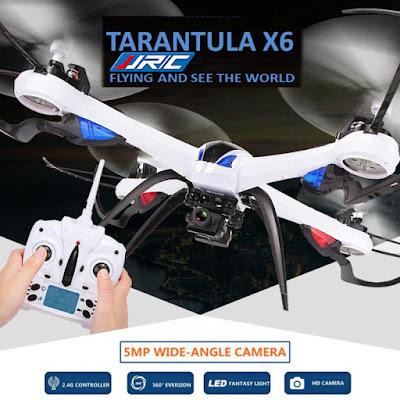 Spesifikasi Drone JJRC H16-5D X6 aka Tarantula X6 - GudangDrone