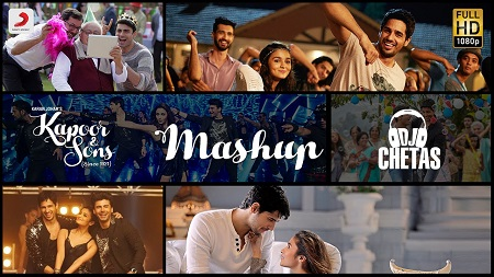 Kapoor & Sons Mashup DJ Chetas Sidharth Malhotra New Indian Songs 2016 Alia Bhatt and Fawad Khan
