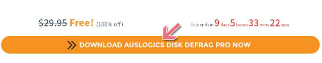 Auslogics Disk Defrag Pro Full Legal Serial Number