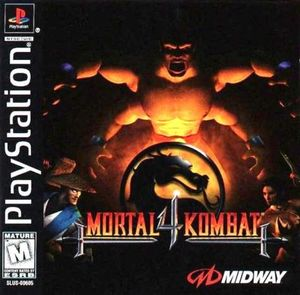 ROMs - Mortal Kombat 4 (Português) - PS1 - ISOs Download