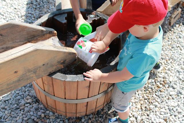 Kindergartenkind Erfahrung Rucksack Affenzahn Kita Start Jules kleines Freudenhaus