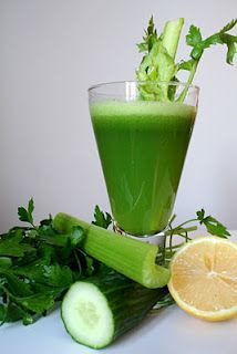 Green Juice Recipe, weight loss