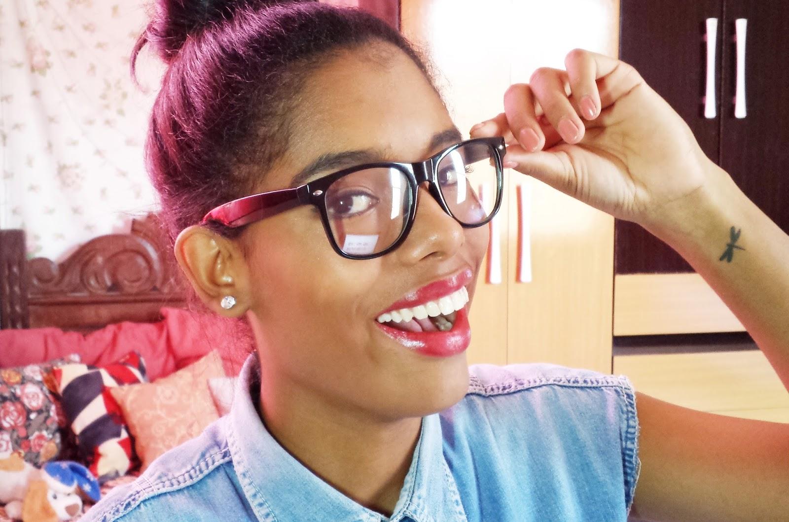 Tutorial: Maquiagem pra quem usa ÓCULOS