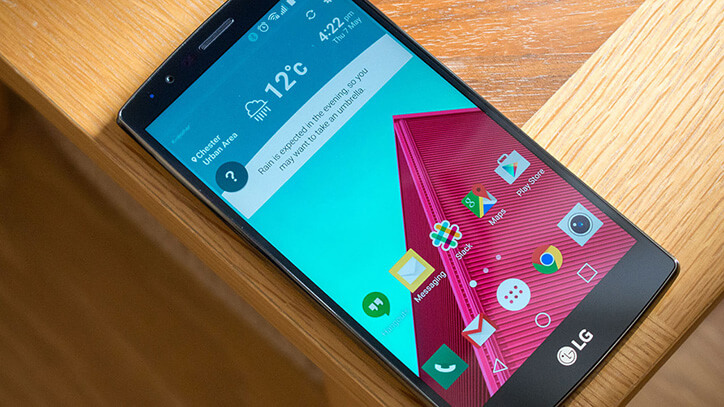 Discover the LG G6