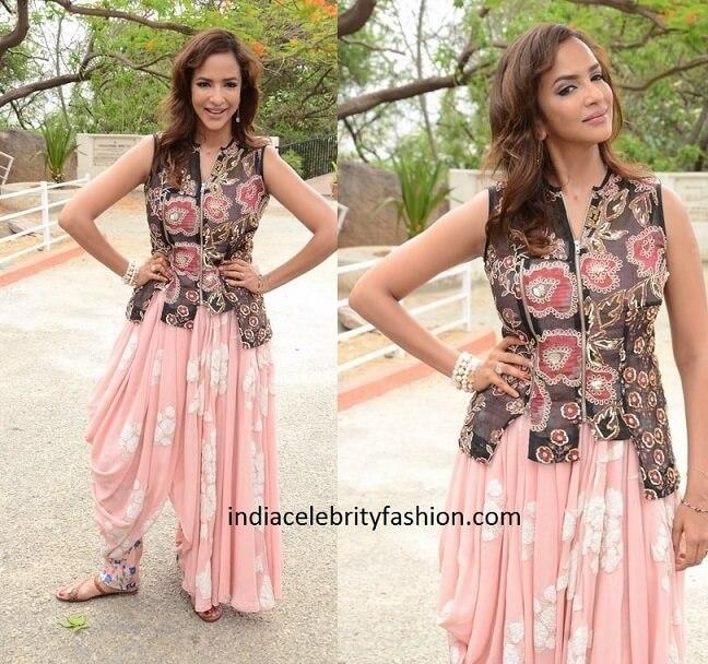 Lakshmi Manchu in Garo Outfit