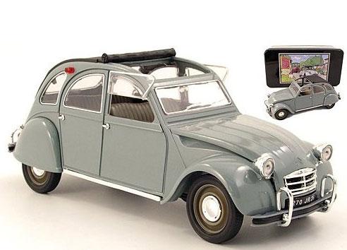 diecast toy car solido 1 18 citroen 2cv charleston. Black Bedroom Furniture Sets. Home Design Ideas