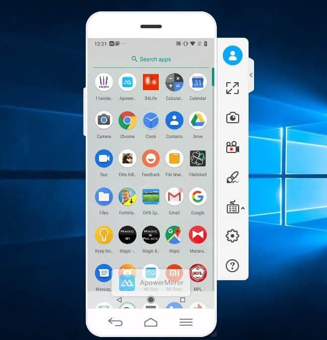 3 Software bagus untuk memirror Android ke PC