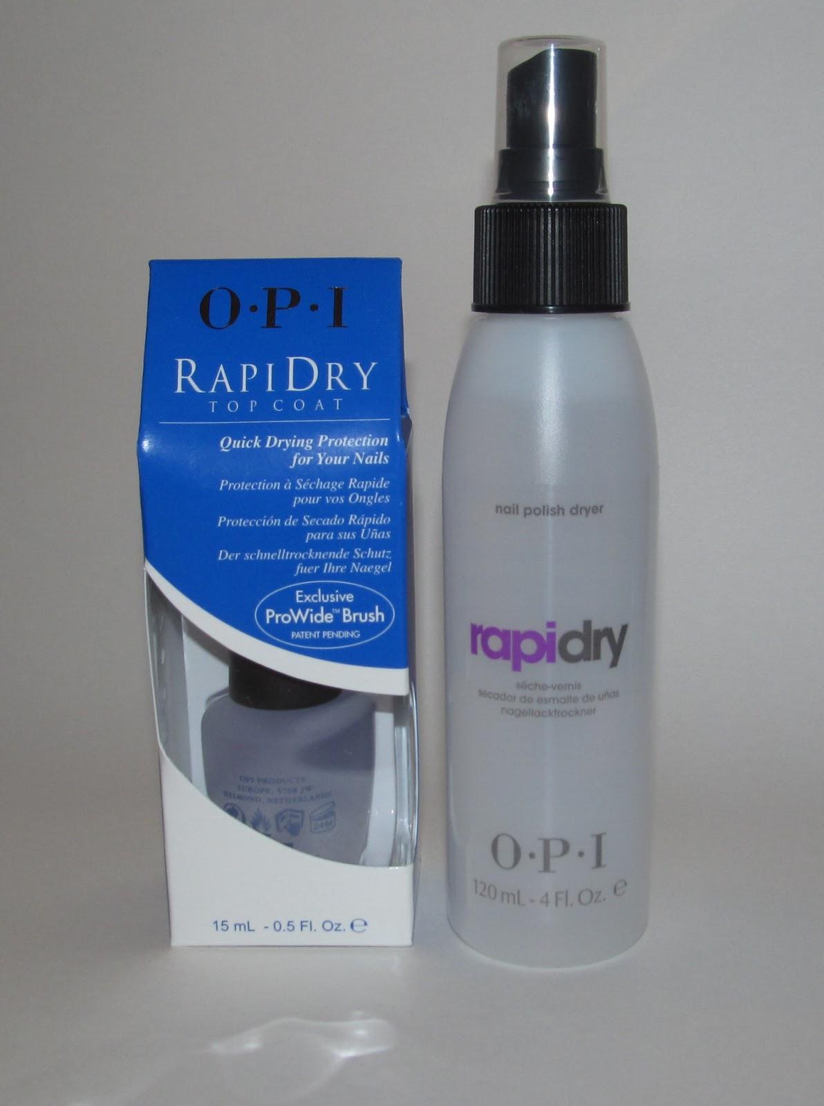 Nail Polish Drying Spray Review Absolute Cycle
