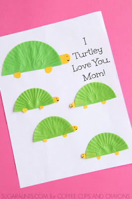 Handmade Card Ideas for Mom