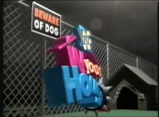 WWF / WWE - IN YOUR HOUSE 8 - BEWARE OF DOG