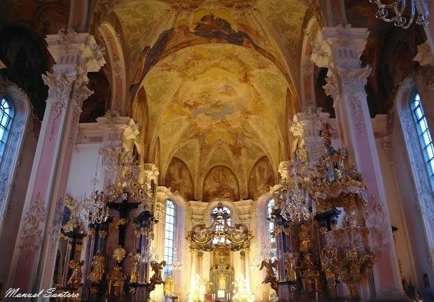 Magonza, Kirche St. Peter