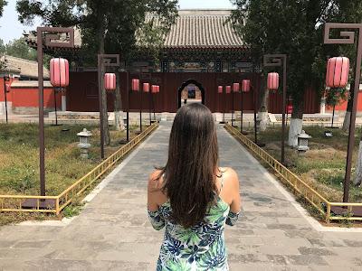 China O que fazer