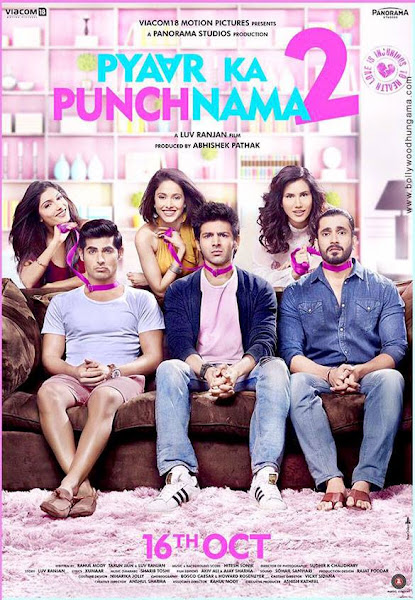 Pyaar Ka Punchnama 2 (2015) Movie Poster