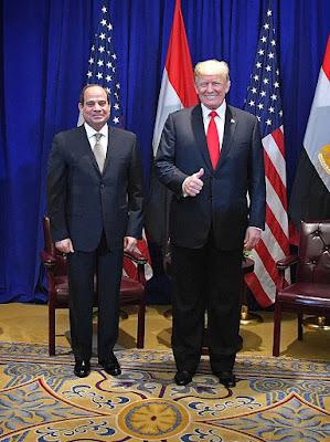 دونالد ترامب, الرئيس السيسى, قائد عظيم, مصر, قبل حكم السيسى,