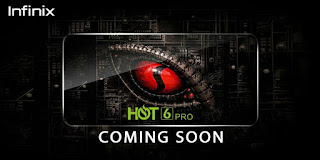 Infinix Mobile confirmed the launch of Hot 6 and Hot 6 Pro smartphones