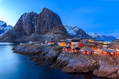 ¿Camping, hotel o casa en Noruega? - Alquiler en Noruega