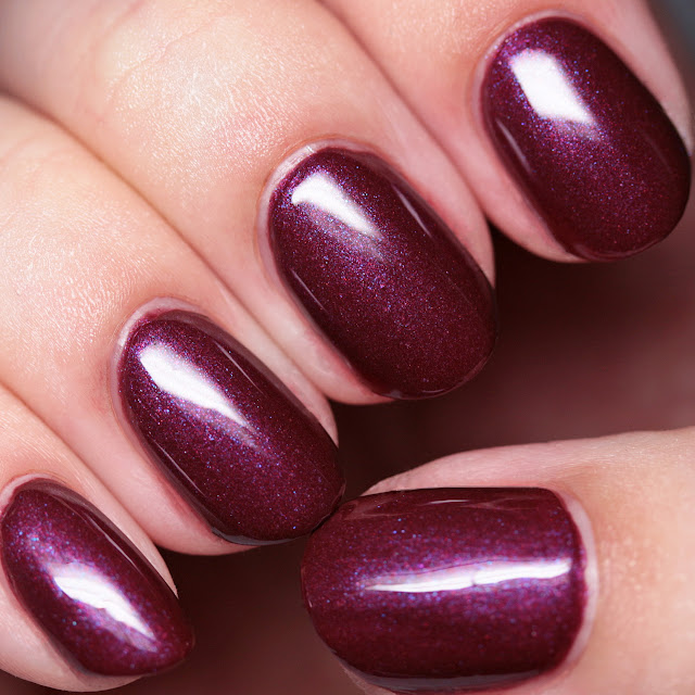 3 Oh! 7 Lacquer Boysenberry