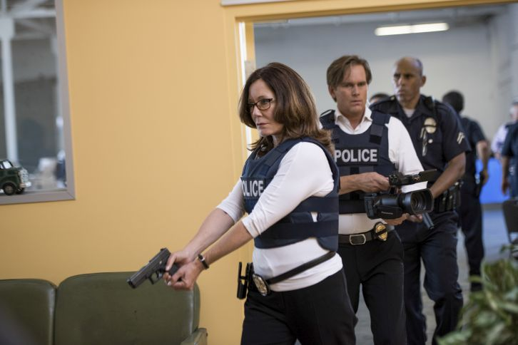 Major Crimes - Episode 5.13 - White Lies: Part 3 (Season Finale) - Press Release, Promo, Sneak Peek + Promotional Photos