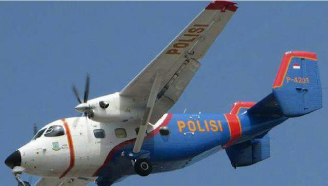 Indonesia Berduka, Pesawat Polri yang Jatuh Buatan Polandia, Diproduksi Tahun 2004