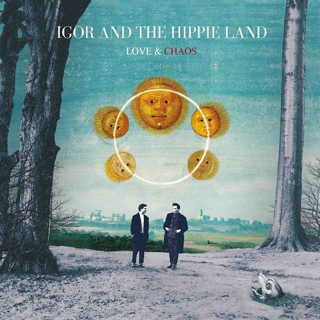 Le nouvel album de Igor And The Hippie Land foisonne de titres emblématiques.