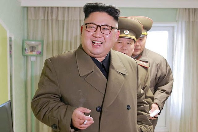 WORLD NEWS: North Korean Despot Kim Jong-Un's Extravagant Taste In Imported Alcohol Revealed