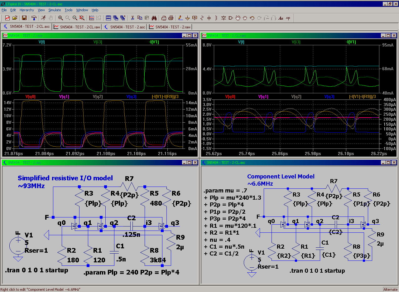 Chips Tech Ttl Test 4 7404 74192 74193 Circuit Schematic Electronics Voltage Regulator With Lt1086 Update Revised The Rrio Model Though Theres No Any Indication Yet That Its To A Better Direction Fig Below Left