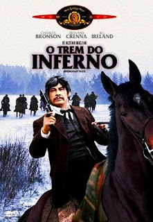 O Trem do Inferno - DVDRip Dual Áudio