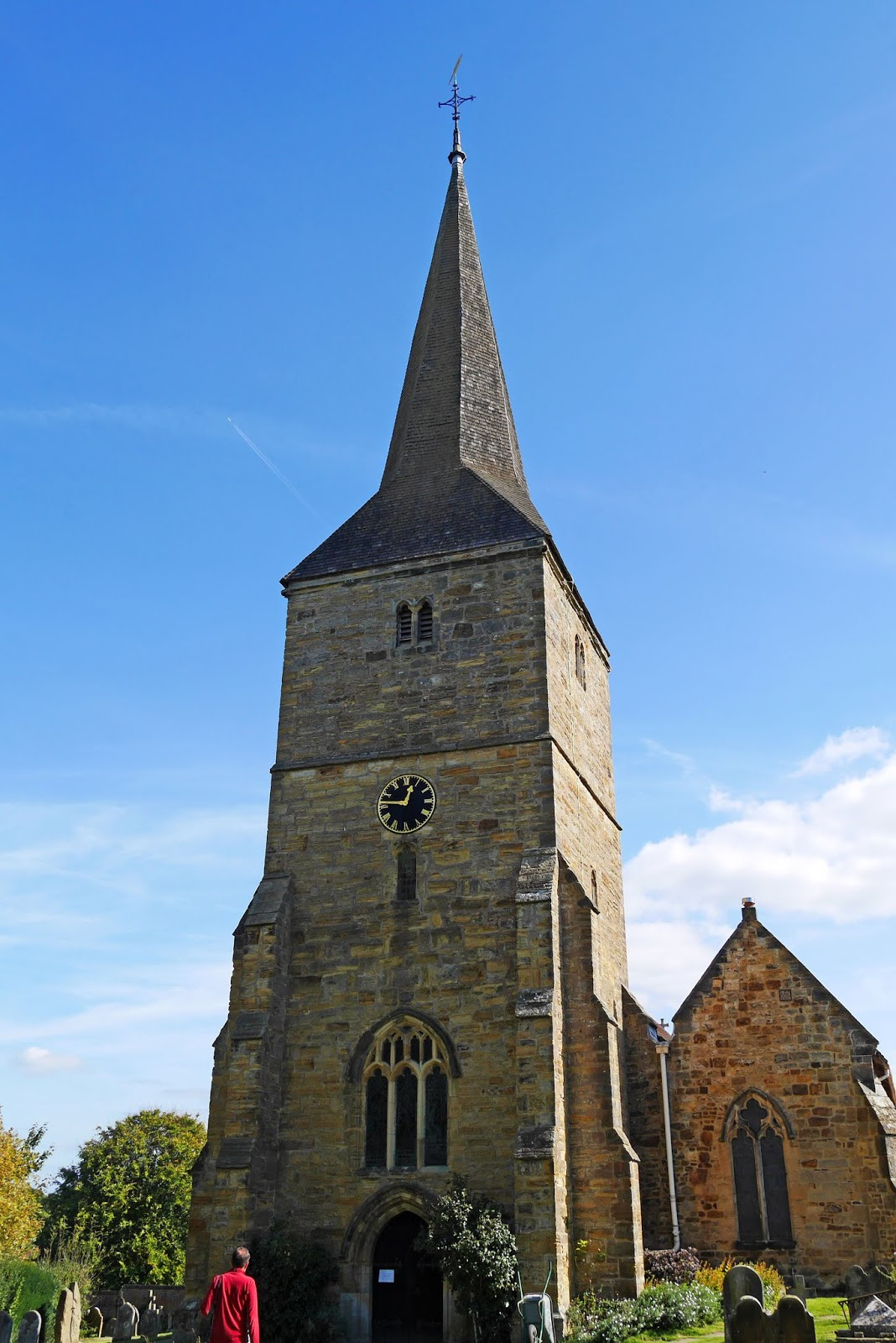 Church in Hartfield, East Sussex