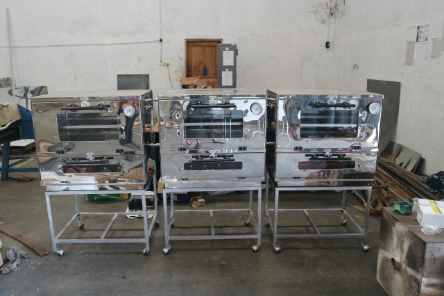 Oven Gas Stainless Jogja